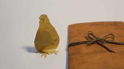 【天天魔法】【S1291】正宗原廠~母雞下蛋(小小雞)(小小鳥)Tiny Bird by Hugo Choi