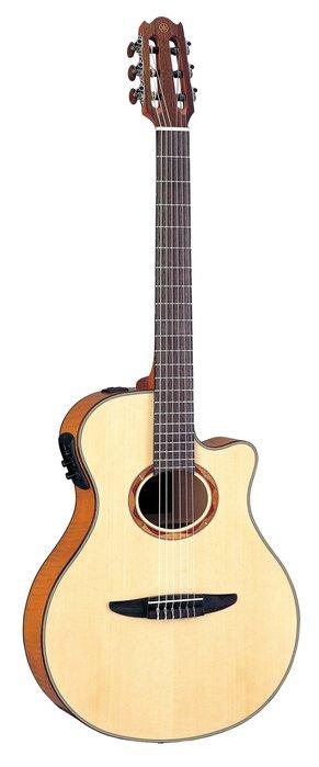造韻樂器音響- JU-MUSIC - 全新 YAMAHA NTX900FM 古典吉他