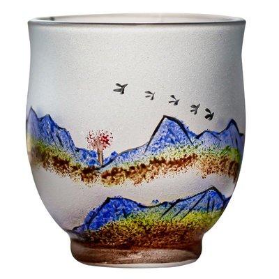 茶具 茶杯 公道杯 瓷牌茗玻璃茶杯個人...