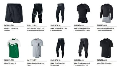 【n0900台灣最便宜】2015 NIKE 男性運動服飾