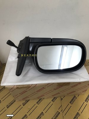 🔅多又大🔅 TOYOTA專賣COROLLA 93-97,AVALON95-98年 後視鏡  正廠全新品