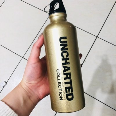 Uncharted 祕境探險 電玩 水壺 運動水壺