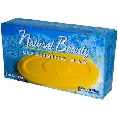 【健康小舖】現貨~ 美國 Natural Beauty Cleansing Bar 酸性皂 (99.2 g) Nature