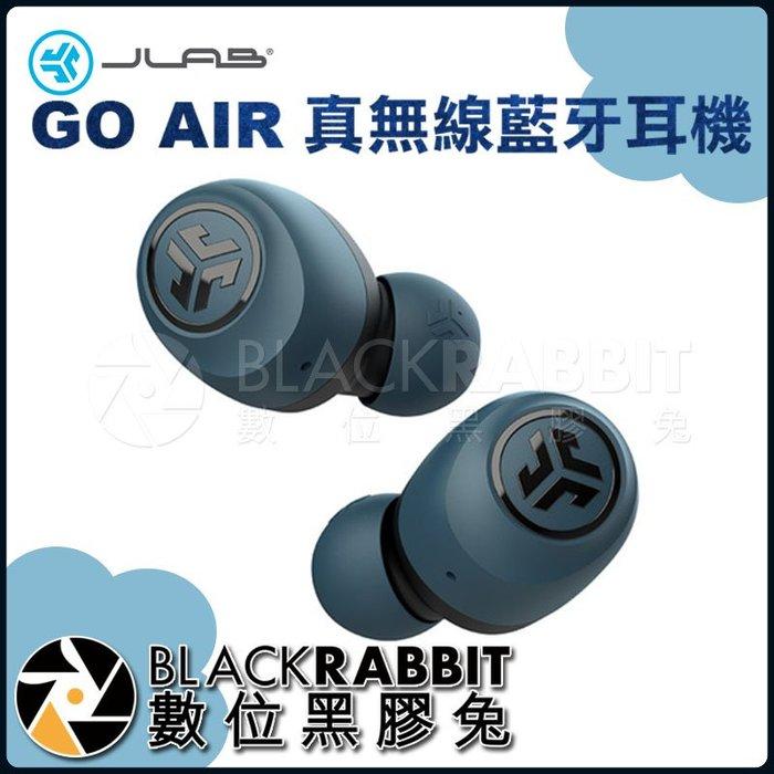 數位黑膠兔【 JLab GO AIR 真無線藍牙耳機 海軍藍色 】 高音質 音樂 降噪 高續航 全觸控 支援單耳