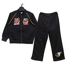 *小栗鼠散步鋪*日本帶回 騎士龍戰隊龍裝者  長袖外套+長褲兩件式套裝組 休閒 外出 過年禮物 ~