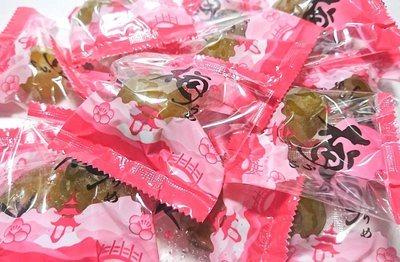 宜蘭名產 脆梅(單粒包裝) #蜜餞#宜蘭餅#牛舌餅#宜蘭名產#鴨賞