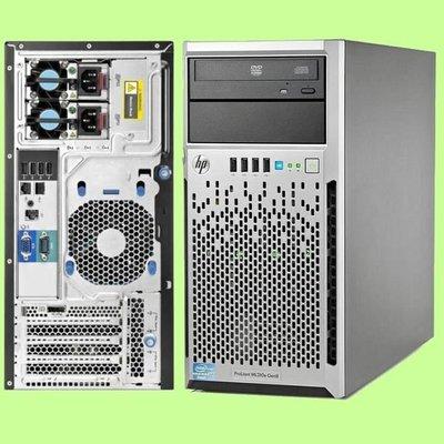 5Cgo【權宇】HP 伺服器 722446-B21 ML310e G8 E3-1240v3/4GB 含稅 會員扣5%