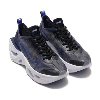 =CodE= NIKE W ZOOM X VISTA GRIND 透明網增高慢跑鞋(藍白黑) BQ4800-500 預購