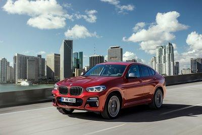 【樂駒】BMW G02 X4 M40i CERIUM GREY 後視鏡外蓋 鈰灰 視覺系 外觀 改裝