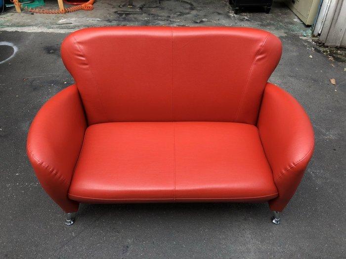非凡二手家具全新小丸子兩人座沙發*2人座皮沙發*套房沙發*二手沙發*沙發椅*客廳沙發*精品沙發*全新沙發