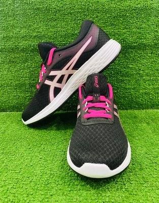 = 威勝 運動用品 = 19年 Asics PATRIOT 11 女慢跑鞋 1012A484-002