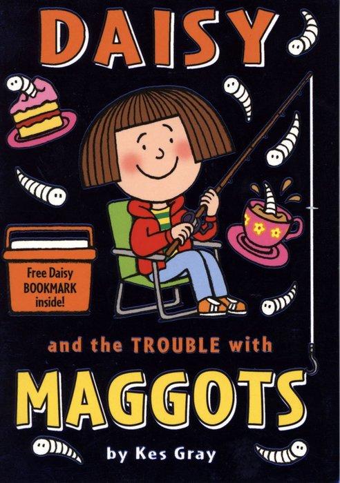 *小貝比的家*DAISY AND THE TROUBLE WITH MAGGOTS/平裝/7~12歲