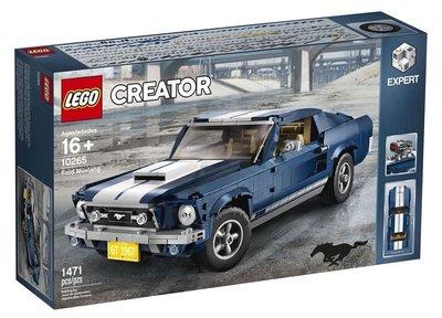 樂高LEGO 10265 Ford Mustang福特 野馬