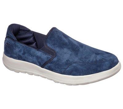保證正品Skechers 新品男鞋ULTRA GO 55390NVY Air Cooled Goga Ma鞋墊