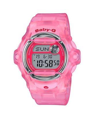 門市正貨 - 全新 Casio Baby G BG-169 BG-169R BG-169R-4E 手錶