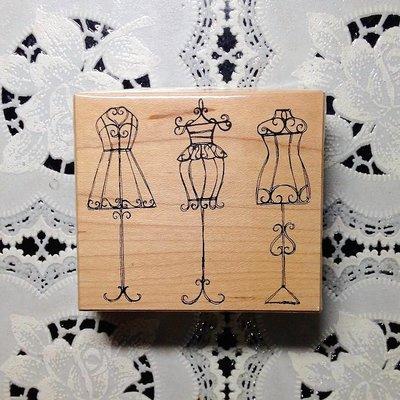 貝登堡印章~G章(GT-4506)人形衣架