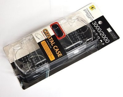 PSP2000 2007 PSP3000 3007 TB 高品質 水晶殼 透明保護殼【台中恐龍電玩】