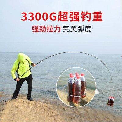 【暖暖居家】釣魚竿 19調8H超輕超硬魚竿全尺寸同價暴力手竿黑坑青鱘釣魚竿碳素台釣竿-NNJZ122083