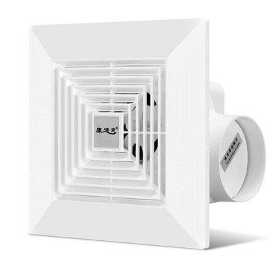 排氣扇衛生間換氣扇8寸廚房吸頂式排風扇強力抽風機 JA2509