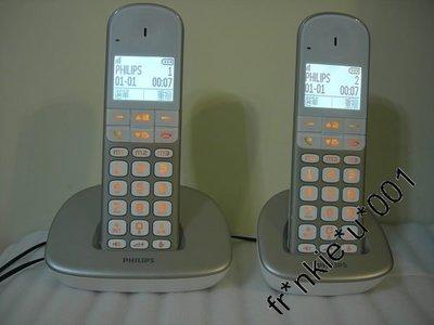 飛利浦 數碼室內 無線電話  XL4902S/90   中英文顯示  清貨價出售