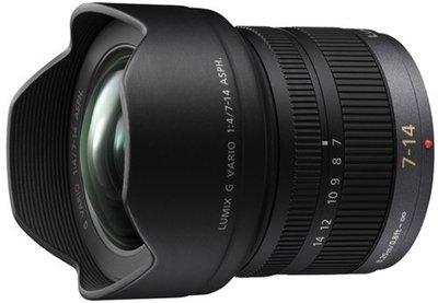 來來相機 Panasonic VARIO 7-14mm F4.0 ASPH.超廣角變焦鏡 魚眼