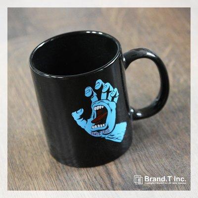 【Brand T】Santa Cruz Screaming Hand MUG 黑色*吶喊之手*馬克杯【SA014】