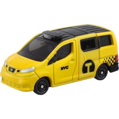 TOMICA_TM027 紐約計程車 _87955日本TOMY多美小汽車 永和小人國玩具店