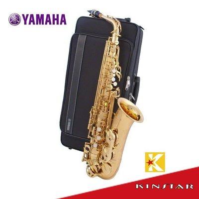 【金聲樂器】YAMAHA YTS-480  次中音薩克斯 附箱子