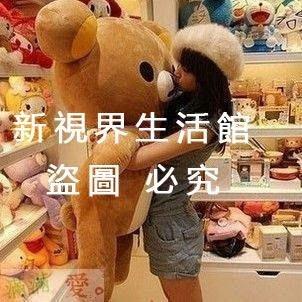 【新視界生活館】小資女孩向前衝SAN-XRilakkuma輕鬆小熊JPA320110cm輕鬆熊拉拉熊抱枕懶懶熊毛絨公仔3931{XSJ318221482}