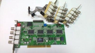 二手 PLX PCI6140-AA33PC晶片 4~16路監控卡專業保全數位AV系統