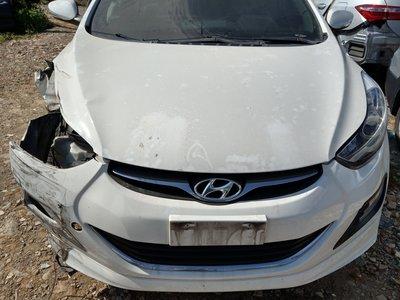 {弘寶汽車材料} Hyundai/現代 Elantra 零件車 另有各車系零件車 歡迎洽詢