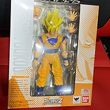 全新 Bandai SHF 龍珠 悟空 dragon ball Goku