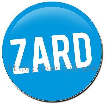 〈可來圖訂做-應援胸章〉ZARD (坂井泉水) 胸章