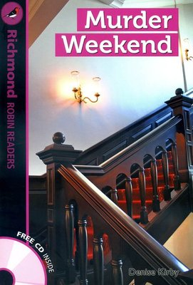 【優惠/讀本/小說】Richmond Robin Readers 4:Murder Weekend (with CD)