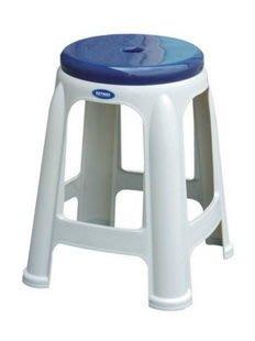 315百貨~可耐重100KG大團圓椅RC-731 RC731* 30入組/點心椅/塑膠椅/備用椅/塑膠板凳/四方塑膠椅