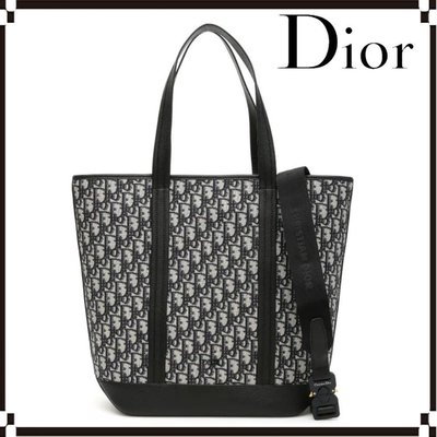 【折扣預購】正品DIOR Oblique logo緹花手提包 肩背包 托特包購物包
