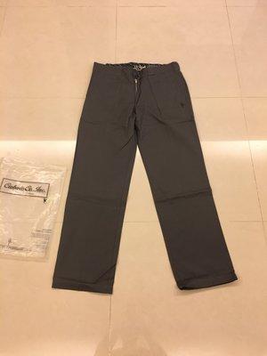 全新正品 CABAL 工作褲 灰色 SZ:L 原價2280
