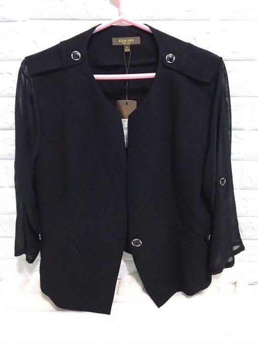 KERAIA 百貨公司專櫃 薄外套 -GINKOO 百貨專櫃 薄外套2件優惠1180元