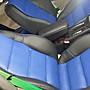 神工車內皮飾~ AUDI A4全進口牛皮椅編製A3.A...