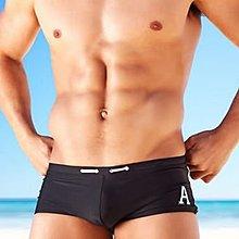特賣出清 原價380【ZS-207】MAN AWARE 超舒適簡約風小平角泳褲 XL 號