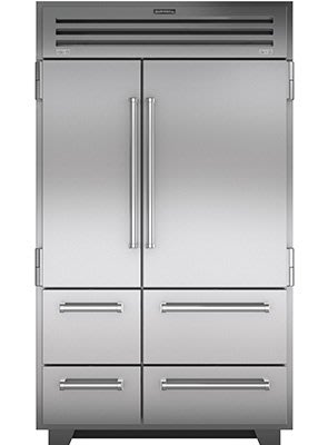 唯鼎國際【美國Sub-zero冰箱】ICBPRO4850 全機不鏽鋼實體門冰箱