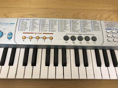 卡西歐SA -45 ~二手~電子琴~二手