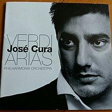 Jose Cura(tenor & conductor)24bit德版CD無花98%新 Verdi Arias/AidaLa Traviata