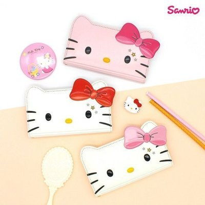 Hello Kitty 橫式 吸盤皮套 手機殼│Note5 Note8 Note9 Note10│z7846