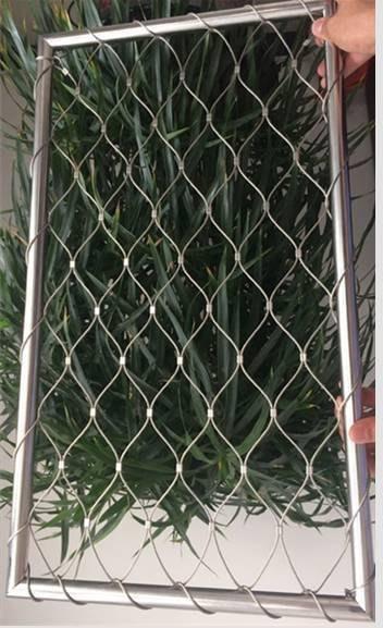 1 TIG FUJEN 綠化植生網/鋼索網/護欄網/室內外植物綠化/欄杆網/景觀設計/減碳綠化/鋼索網/護欄/