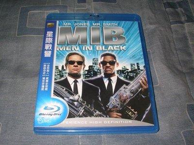 二手市售版《MIB星際戰警》藍光BD-得利公司貨《林肯.美國隊長》湯米李瓊斯《ID4星際終結者.決勝焦點》威爾史密斯