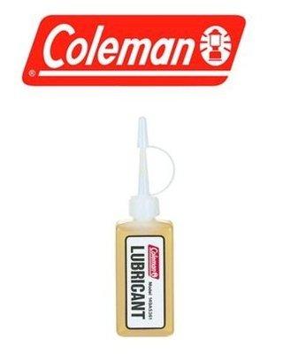 【山野賣客】美國Coleman CM-5361 皮碗潤滑油 適用全系列氣化燈爐 燈具 爐具 露營 野炊