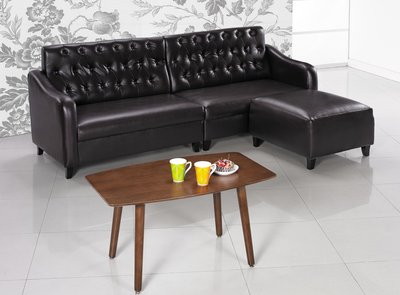 【毓璽傢具:全新家具】沙發 復刻沙發  皮革沙發 L型沙發