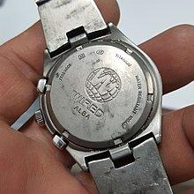 B03 <鈦金屬>三眼錶 ALBA WIRED 男錶 女錶 非 EAT OMEGA ROLEX SEIKO IWC CK 機械錶 手上鏈