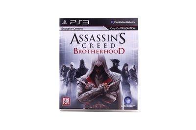 【橙市青蘋果】PS3:刺客教條 兄弟會 Assassin's Creed Brotherhood 英文亞版 #23134